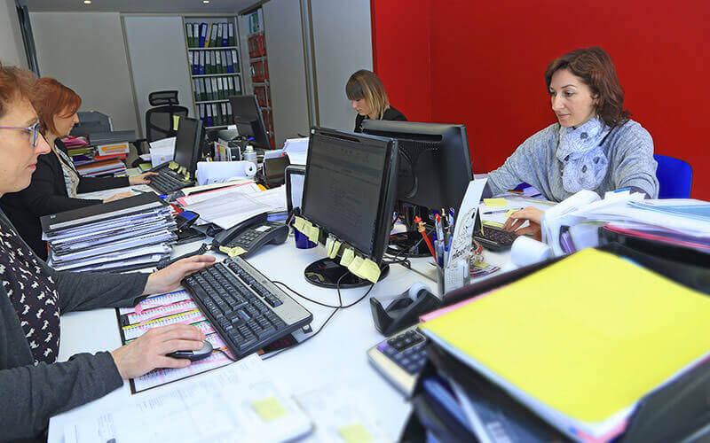 bureau cabinet Quenez - merlen - pottez